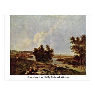 Hounslow Heath By Richard Wilson Postcard