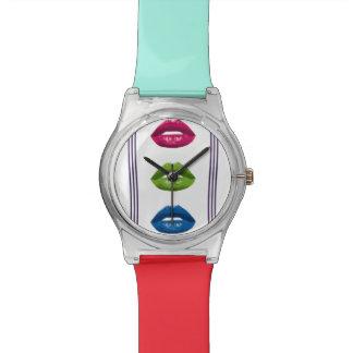Hour of the POP! Wrist Watch