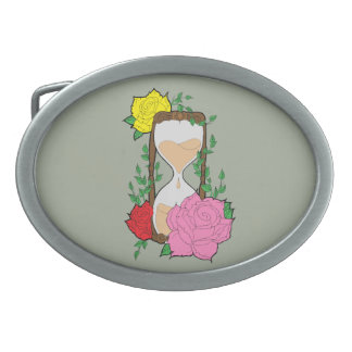 Hourglass Belt Buckle