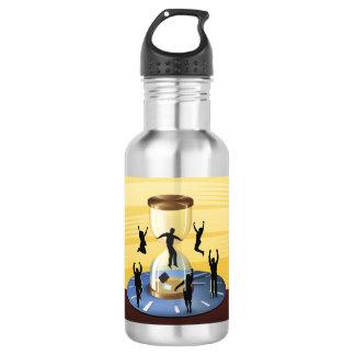 Hourglass Business 532 Ml Water Bottle