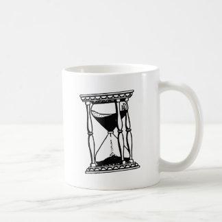 Hourglass Coffee Mug