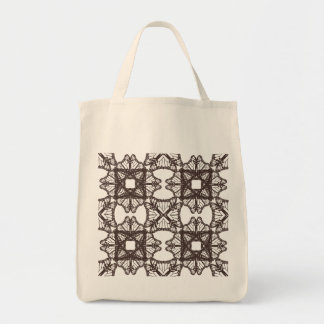 Hourglass Decor Modern Designer Tote Bag Online