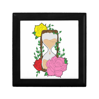 Hourglass Gift Box