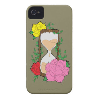 Hourglass iPhone 4 Cover