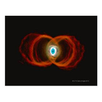 Hourglass Nebula Postcard