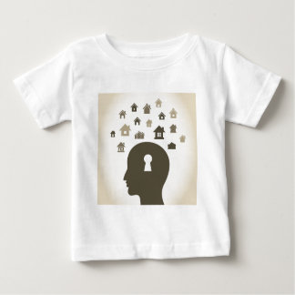 House a head baby T-Shirt