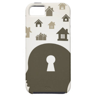 House a head iPhone 5 covers