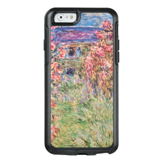 House Among the Roses by Claude Monet GalleryHD OtterBox iPhone 6/6s Case