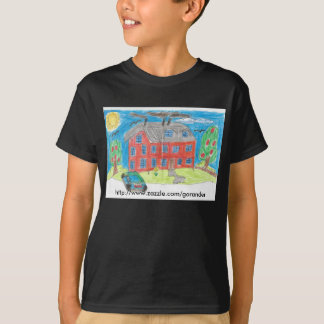 House and Car Shirt
