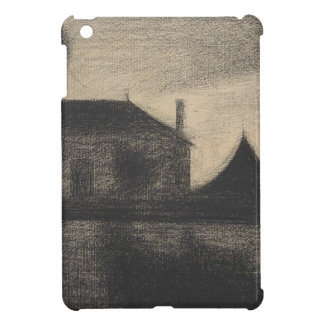 House at Dusk (La Cité) Cover For The iPad Mini