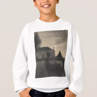 House at Dusk (La Cité) Sweatshirt