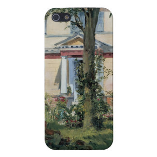 House at Rueil by Edouard Manet iPhone 5 Covers
