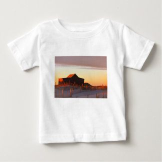 House at Sunset - 1 Baby T-Shirt