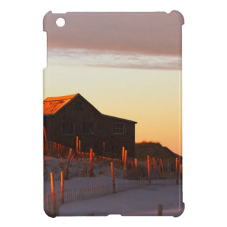 House at Sunset - 1 Cover For The iPad Mini