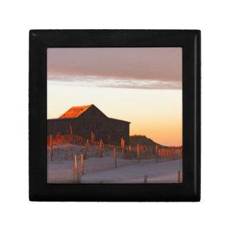 House at Sunset - 1 Gift Box