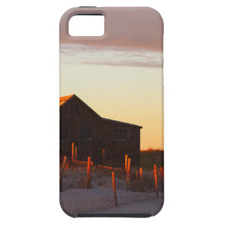 House at Sunset - 1 iPhone 5 Case