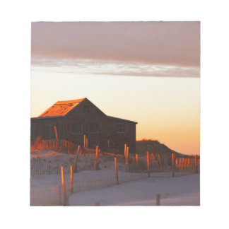 House at Sunset - 1 Notepad