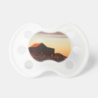 House at Sunset - 1 Pacifier