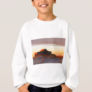 House at Sunset - 1 Sweatshirt