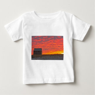 House at Sunset - 2 Baby T-Shirt
