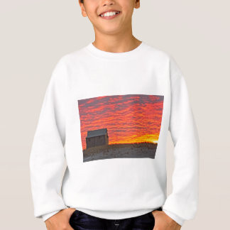 House at Sunset - 2 Sweatshirt