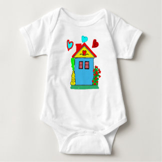 House Baby Bodysuit