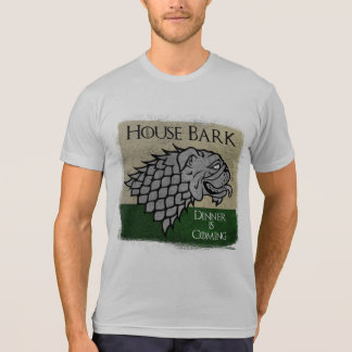 House Bark - Dinner is Coming T-Shirt
