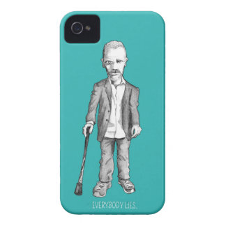 House (Blackberry) Case-Mate iPhone 4 Cases