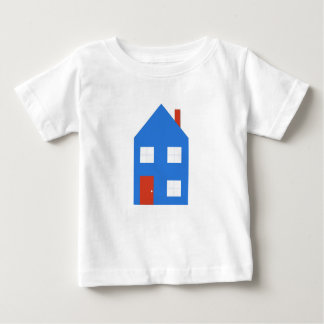 House blue baby T-Shirt