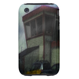 house car iPhone 3 tough cover