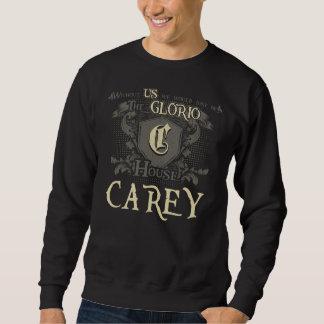 House CAREY. Gift Shirt For Birthday