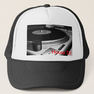 House DJ Trucker Hat