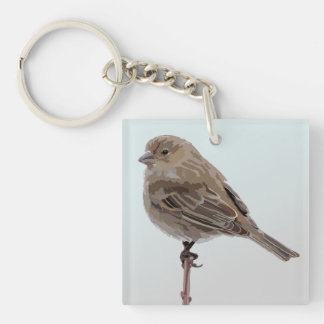 House Finch Keychain