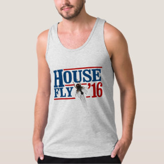 HOUSE FLY 2016 -- Presidential Election 2016 - Tank Top