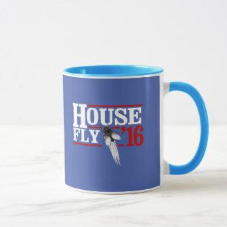 HOUSE FLY 2016 - white -- Presidential Election 20 Mug