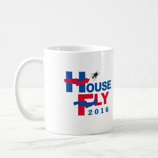 HOUSE FLY FOR PRESIDENT 2016 -- Presidential Elect Coffee Mug