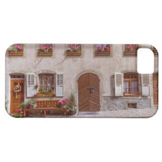 House in Gruyere village, Switzerland iPhone 5 Cases