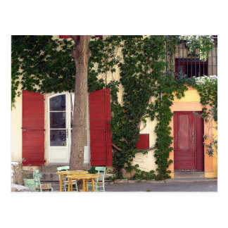 House in Provence Postcard
