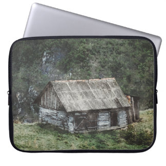 House In The Hills Computer Sleeve