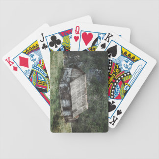 House In The Hills Poker Deck