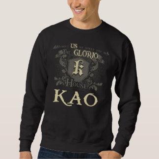 House KAO. Gift Shirt For Birthday