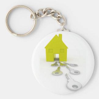 House Keys Keychain