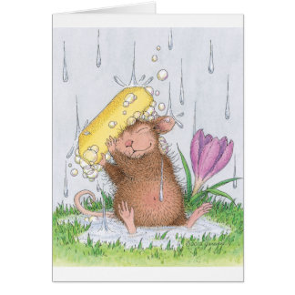 House-Mouse Designs® -  Good Clean Fun Card