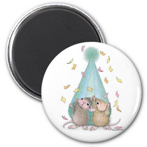 House-Mouse Designs® - Refrigerator Magnet