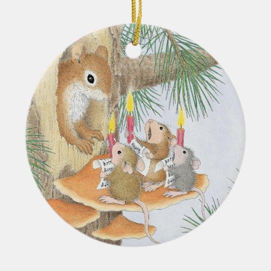 House Mouse Designs Ornaments