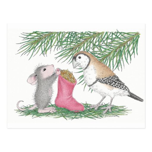 House-Mouse Designs® Post Card