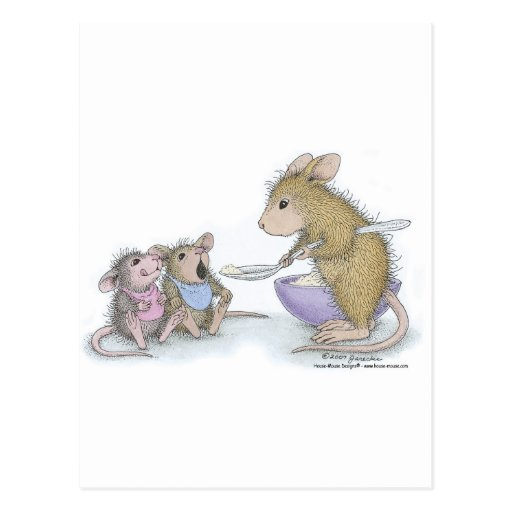 House-Mouse Designs® Postcards