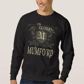 House MUMFORD. Gift Shirt For Birthday