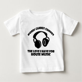 House Music designs T-shirt