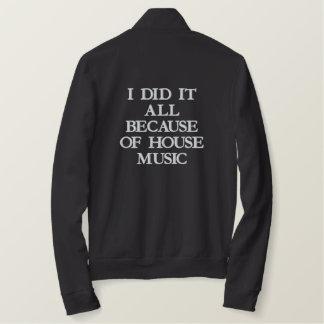 HOUSE MUSIC HOODIE